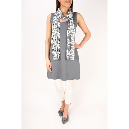 Masai Clothing Heat Jersey Tunic - Metallic