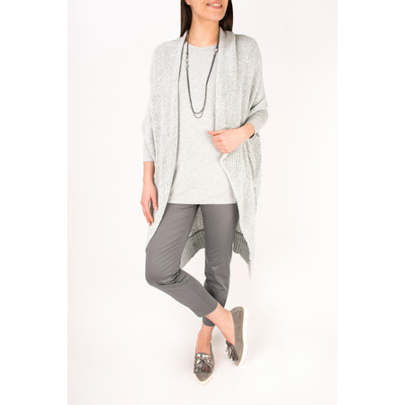 Masai Clothing Dilana top  - Grey