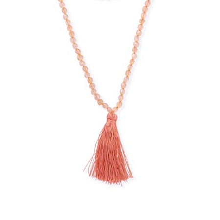 Masai Clothing Adelpha Necklace - Melon