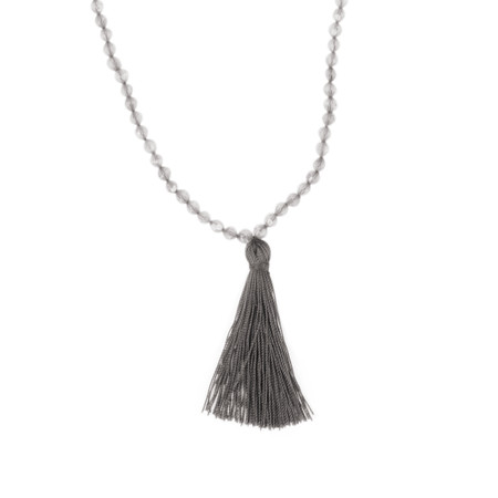 Masai Clothing Adelpha Necklace - Black