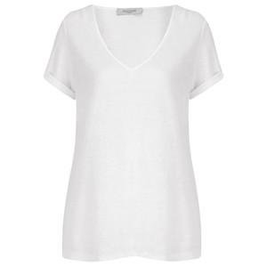 Great Plains Lindy Linen V Neck T-Shirt