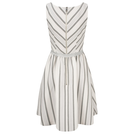 Great Plains Sofia Stripe Dress - Beige