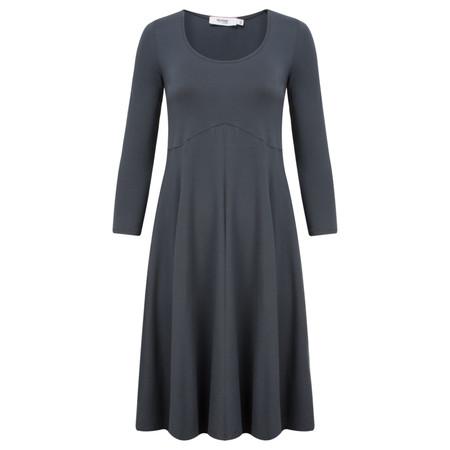 Myrine Nele Long Sleeve Dress - Ink Blue