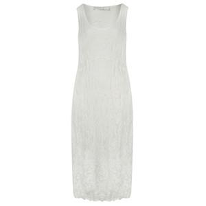 Lauren Vidal Vintage Collection Crinkle Dress