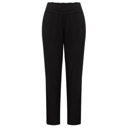 Masai Clothing Panas Smock Trousers - Black