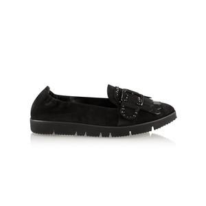 Kennel Und Schmenger Pia X Buckle Fringe Shoe