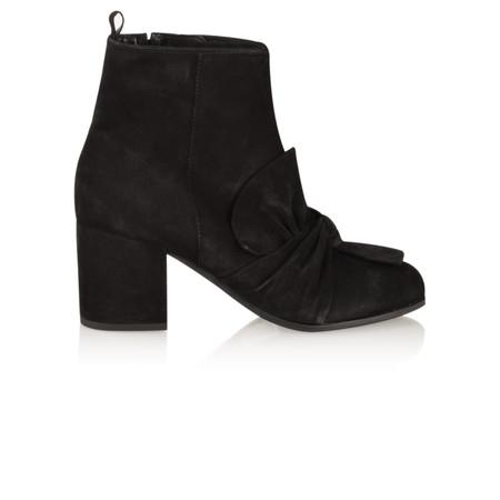 Kennel Und Schmenger Kiko Bow Ankle Boot - Black