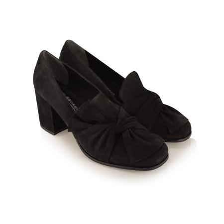Kennel Und Schmenger Kiko Bow Classic Shoe - Black