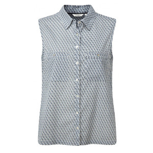 Adini Portofino Print Tuscany Shirt