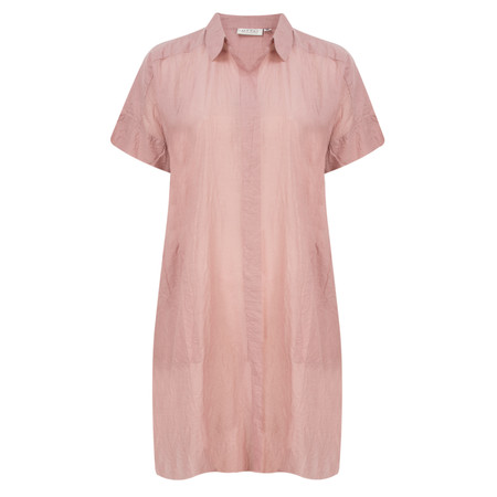 Masai Clothing Iga Light Blouse - Pink