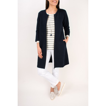Masai Clothing Ildi A-Shaped Jacket  - Blue