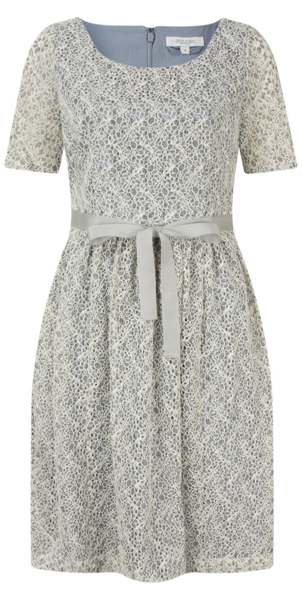 Lexie Lace Dress main image