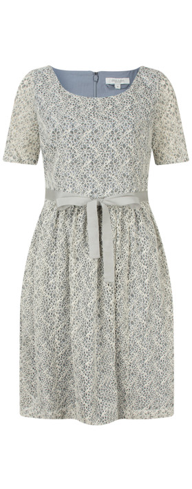 Great Plains Lexie Lace Dress Latte cream