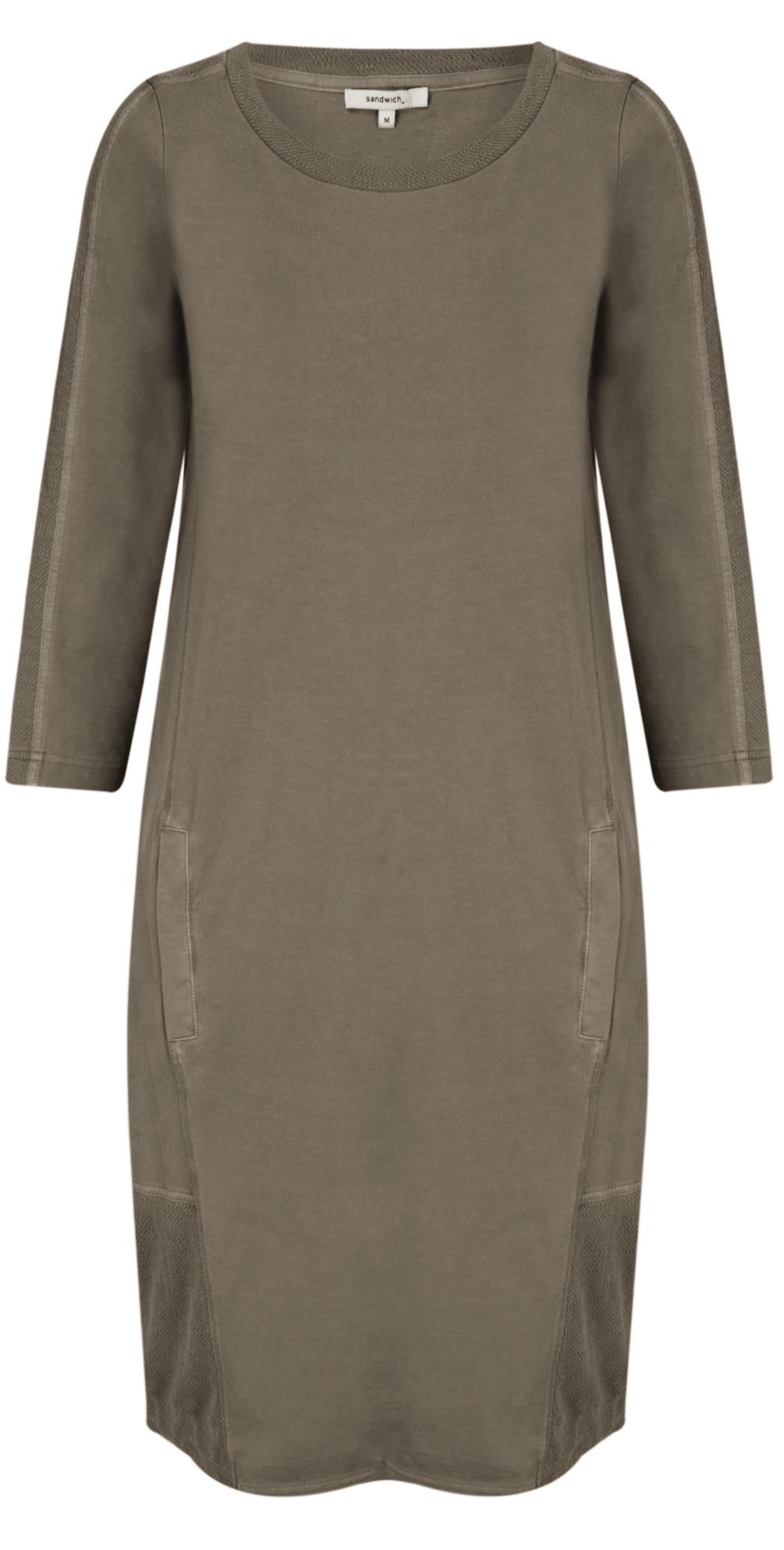 Essential Cotton Jersey Dress main image