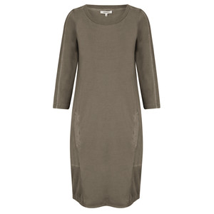 Sandwich Clothing Essential Cotton Jersey Dress