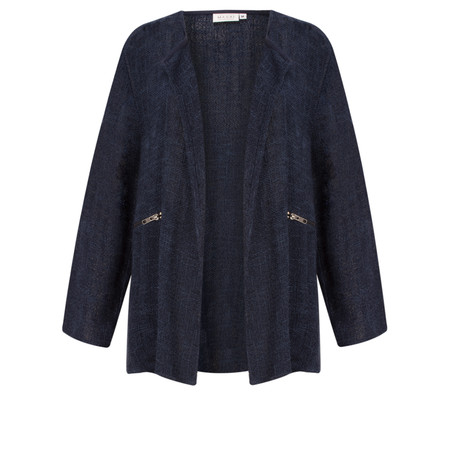 Masai Clothing Jacinda Fitted Jacket - Blue