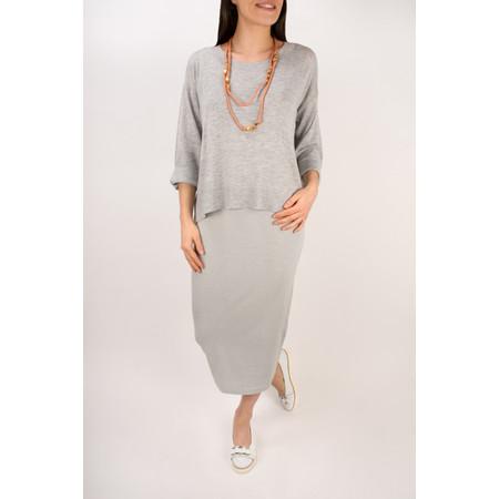 Masai Clothing Fatina Top - Grey