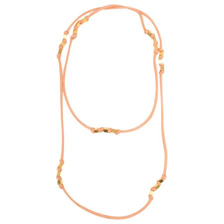 Masai Clothing Adena Necklace - Melon