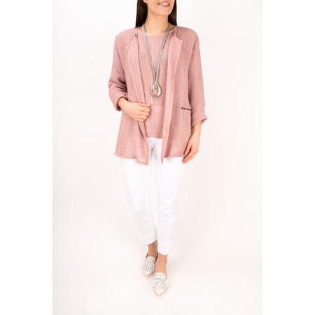 Masai Clothing Jacinda Fitted Jacket - Pink