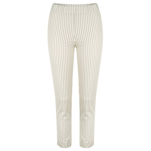 Myrine Bert Striped Stretch Trouser