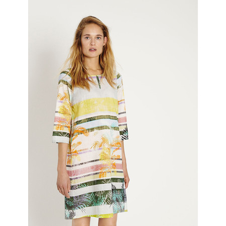 Backstage Tunika Loana Palm Beach Tunic Dress - Multicoloured