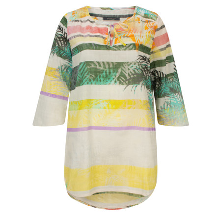 Backstage Tunika Tianna Palm Beach Tunic - Multicoloured