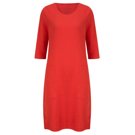 Backstage Kleid Netty Easy Fit Dress - Red