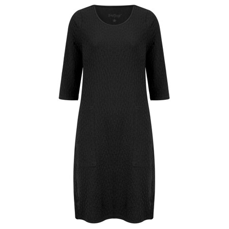 Backstage Kleid Netty Easy Fit Dress - Black