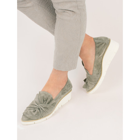 Kennel Und Schmenger Doro Bow Wedge - Grey