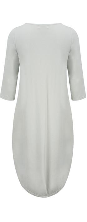 Mama B Evi Dress Nuvola-grey