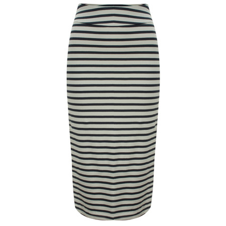 Mama B Lilla Stripe Skirt - Blue
