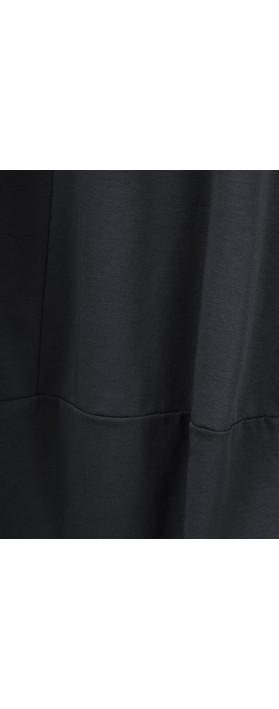 Mama B Paulette Skirt Oltreblu-dark blue