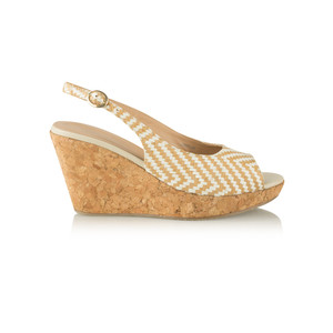 Vanilla Moon Shoes Marie Rafia Sandal