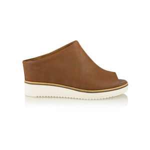 Tamaris  Leather Mule Sandal