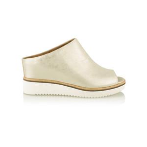 Tamaris  Leather Mule Sandal