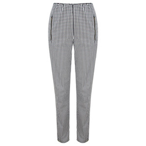 Masai Clothing Gingham Pearl Trousers