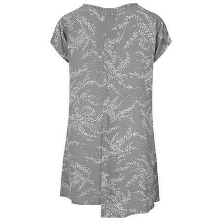 Masai Clothing Gabona Print Tunic - Grey