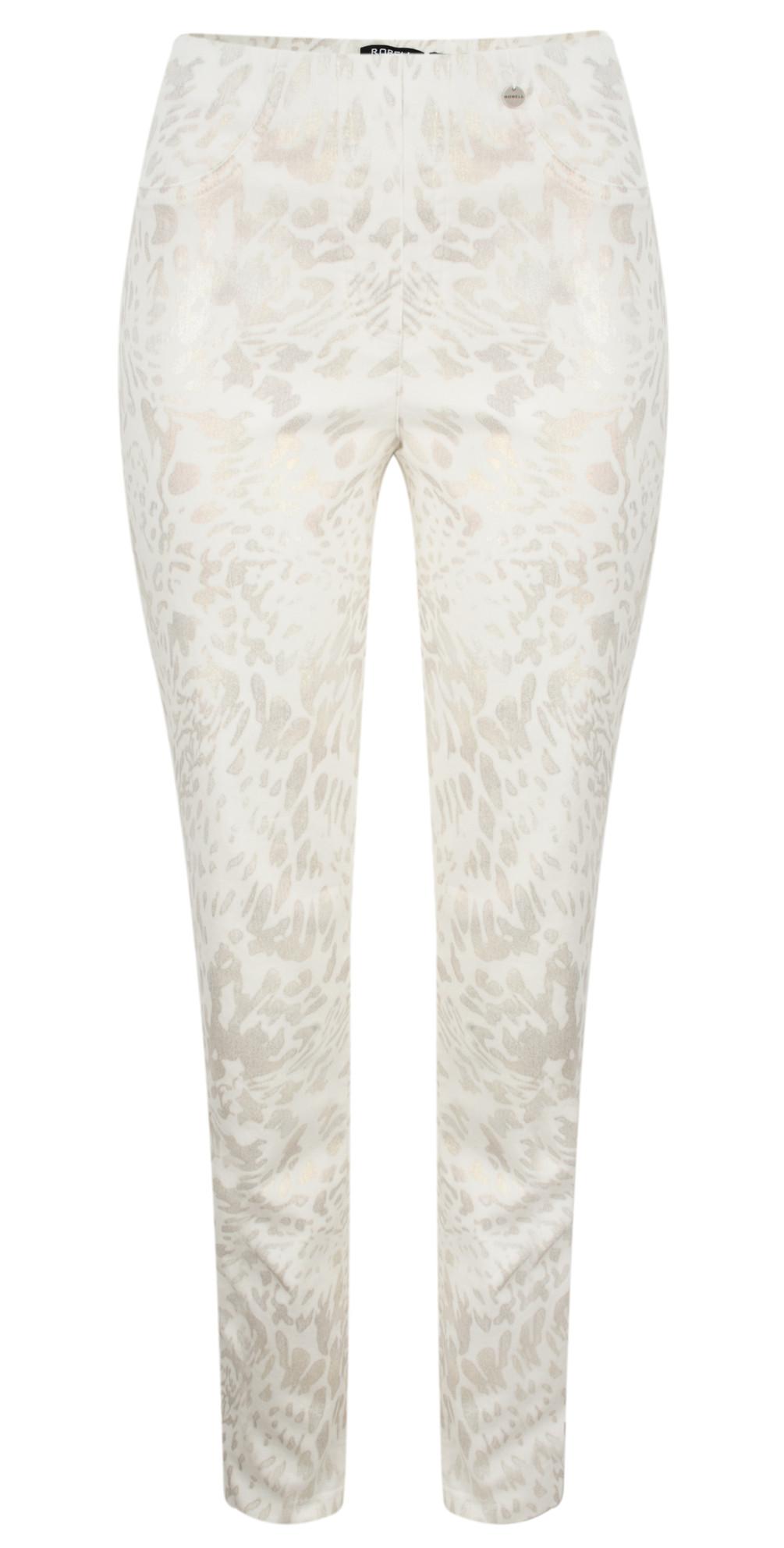 Bella Long Printed Trouser main image