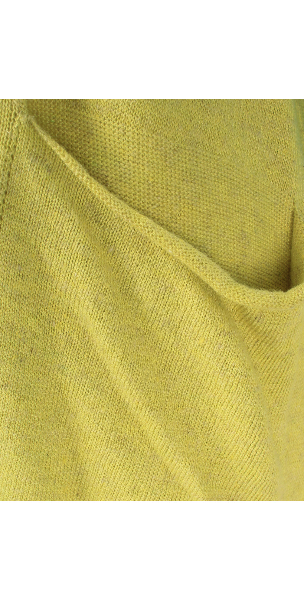 Linen Mix Block Colour Jumper main image