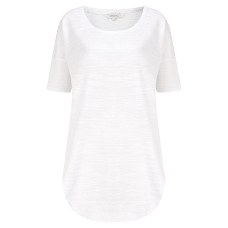 Sandwich Clothing Jersey Short Sleeve T-shirt - White