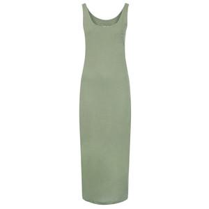 Sandwich Clothing Slub Jersey Dress With Pocket