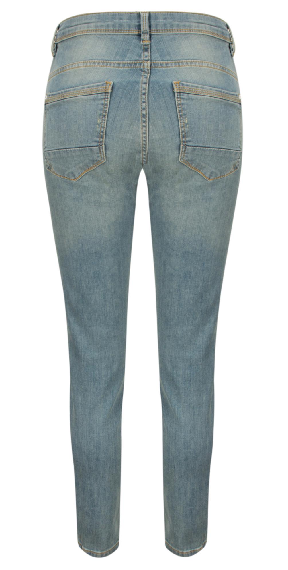 Stretch Denim Skinny Casual Trouser Jean main image