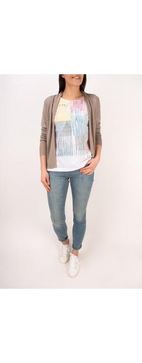 Sandwich Clothing Stretch Denim Skinny Casual Trouser Jean Summer Bleach Wash
