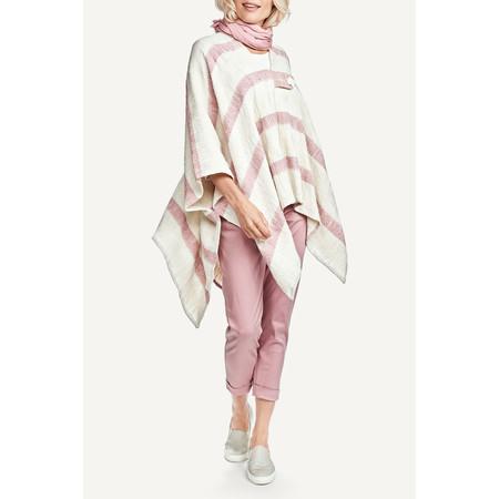 Masai Clothing Jayla Oversize Poncho - Pink