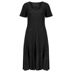 Grizas Linen  Short Sleeve Bias Cut  Dress with Pockets