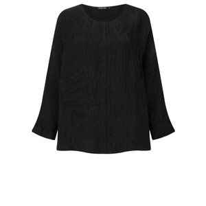 Grizas Silk Easy-fit Top with Pockets