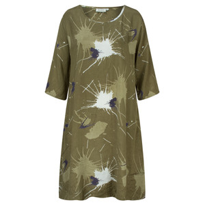 Masai Clothing Nani Print Dress