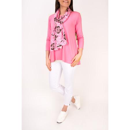 Masai Clothing Dagney A-shape top  - Pink