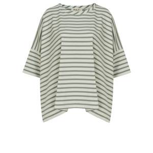 Mama B Beth Stripe Top