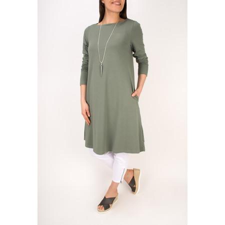 Mama B Auras Tunic Dress - Green